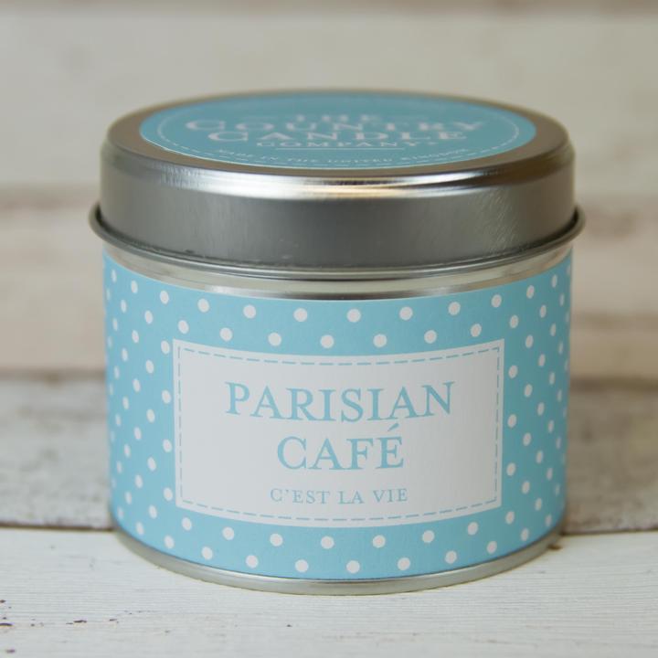 The Country Candle - Parisian Café