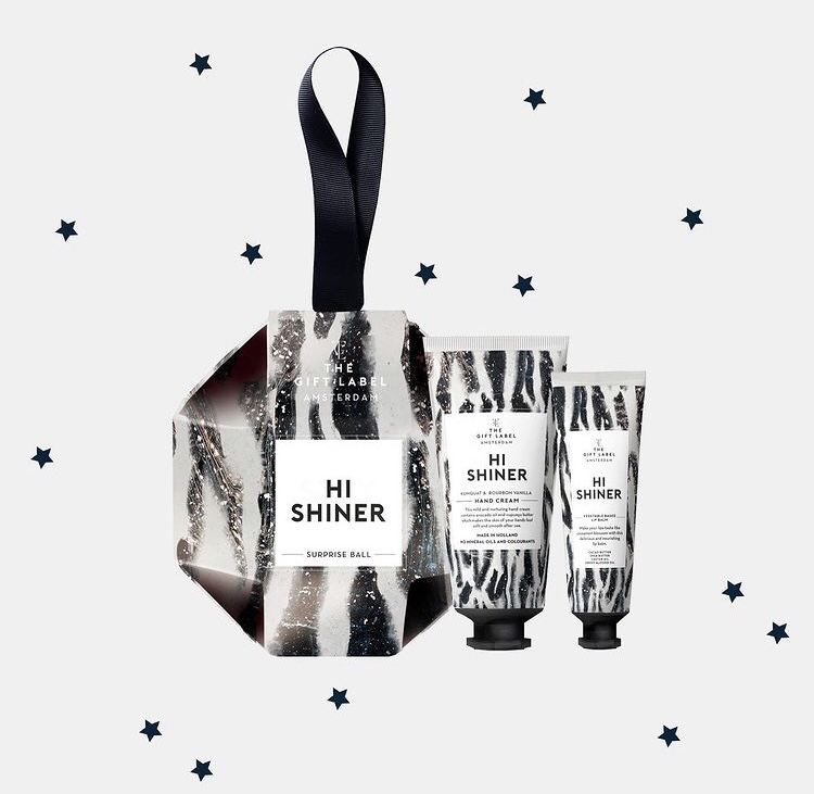 "The Gift Label - Surprise ball ""hi shiner"""