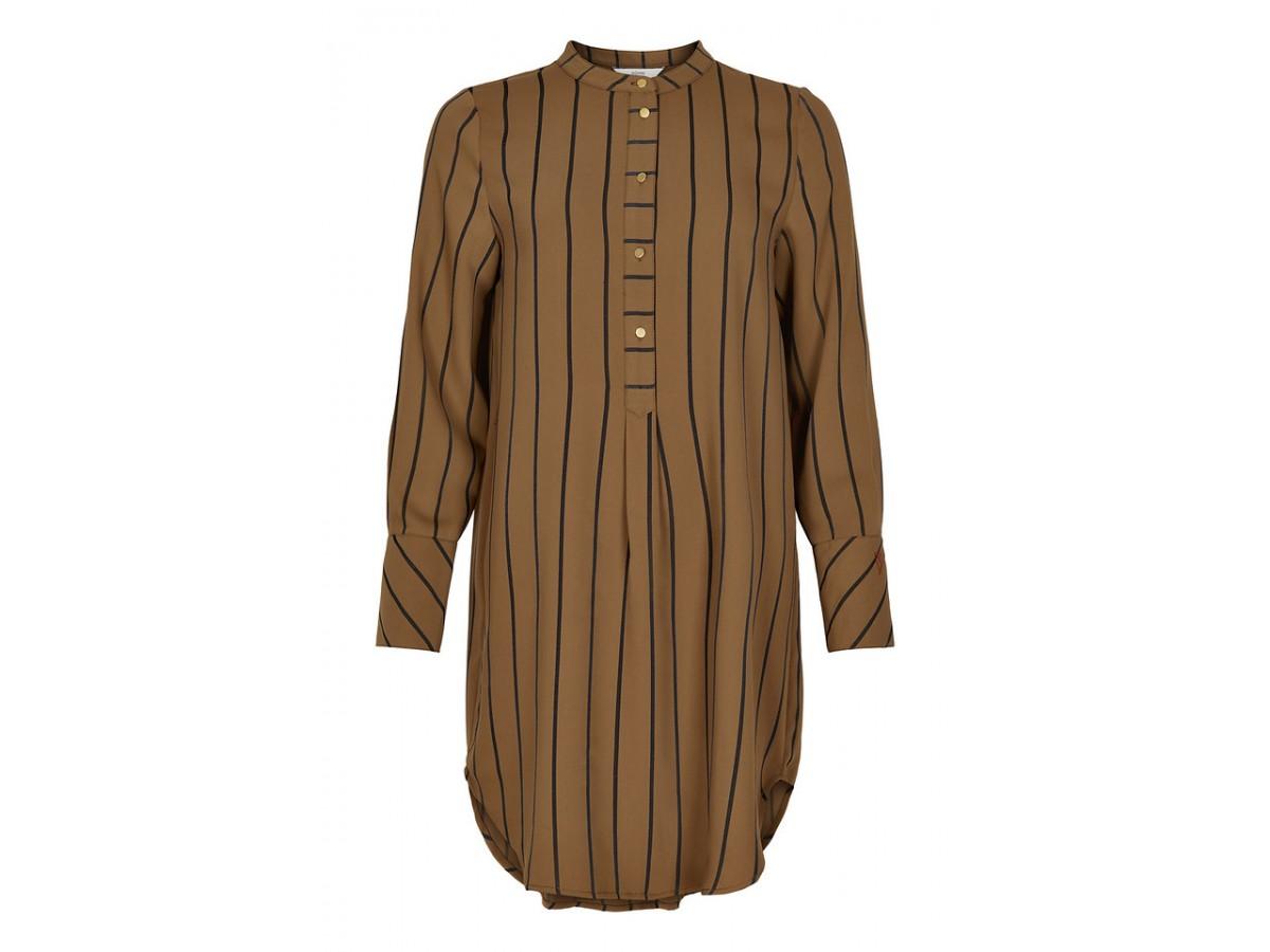 Nümph - Lång skjorta NUBAHIRA REA 50%