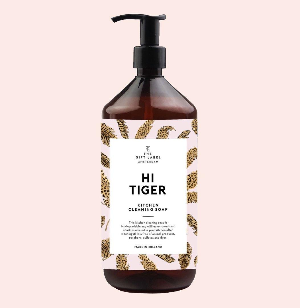 The Gift Label - Diskmedel Hi Tiger
