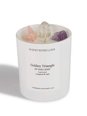 Scent With Love -  Gyllene triangeln | Älskad, energisk och lugn