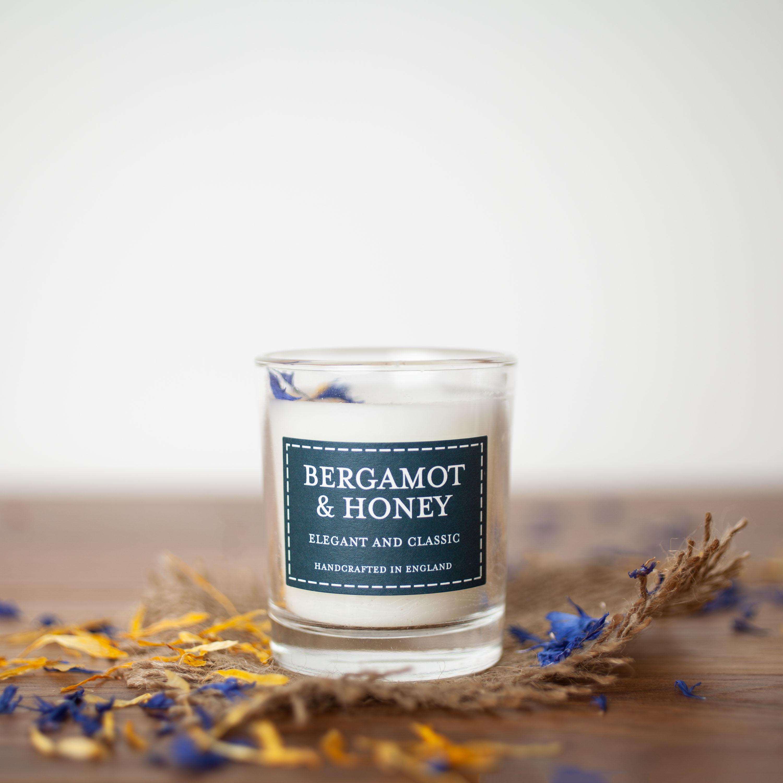 The Country Candle - Bergamot & Honey