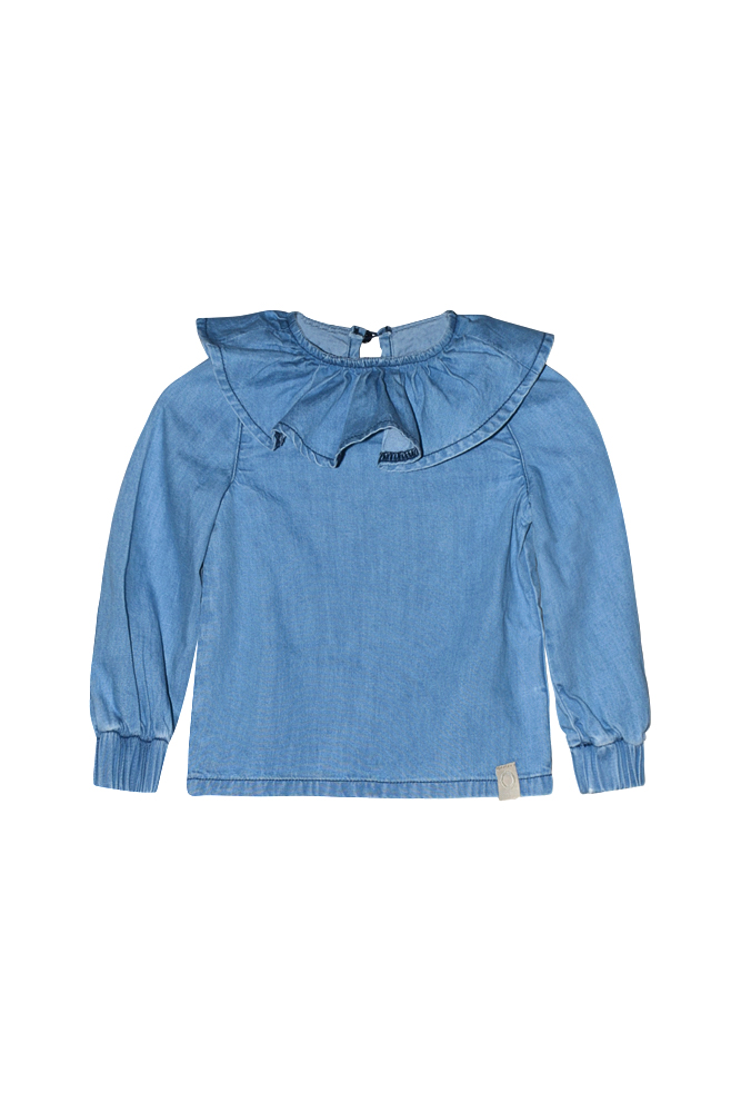 I Dig Denim - Billie denim blouse