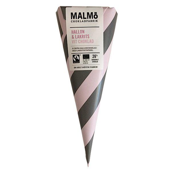 "Malmö Chokl,adfabrik - Strut ""Hallon & Lakrits"""