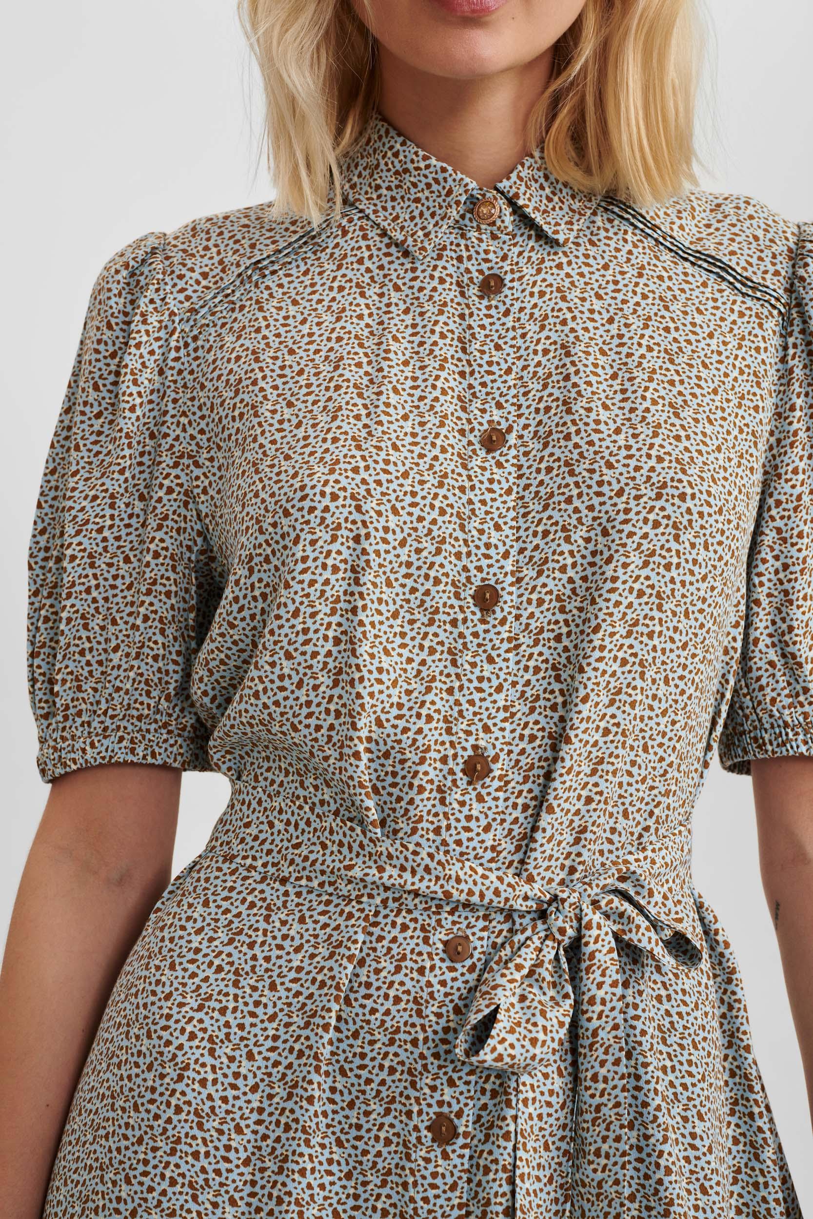 Nümph - Nucecilia Shirt Dress