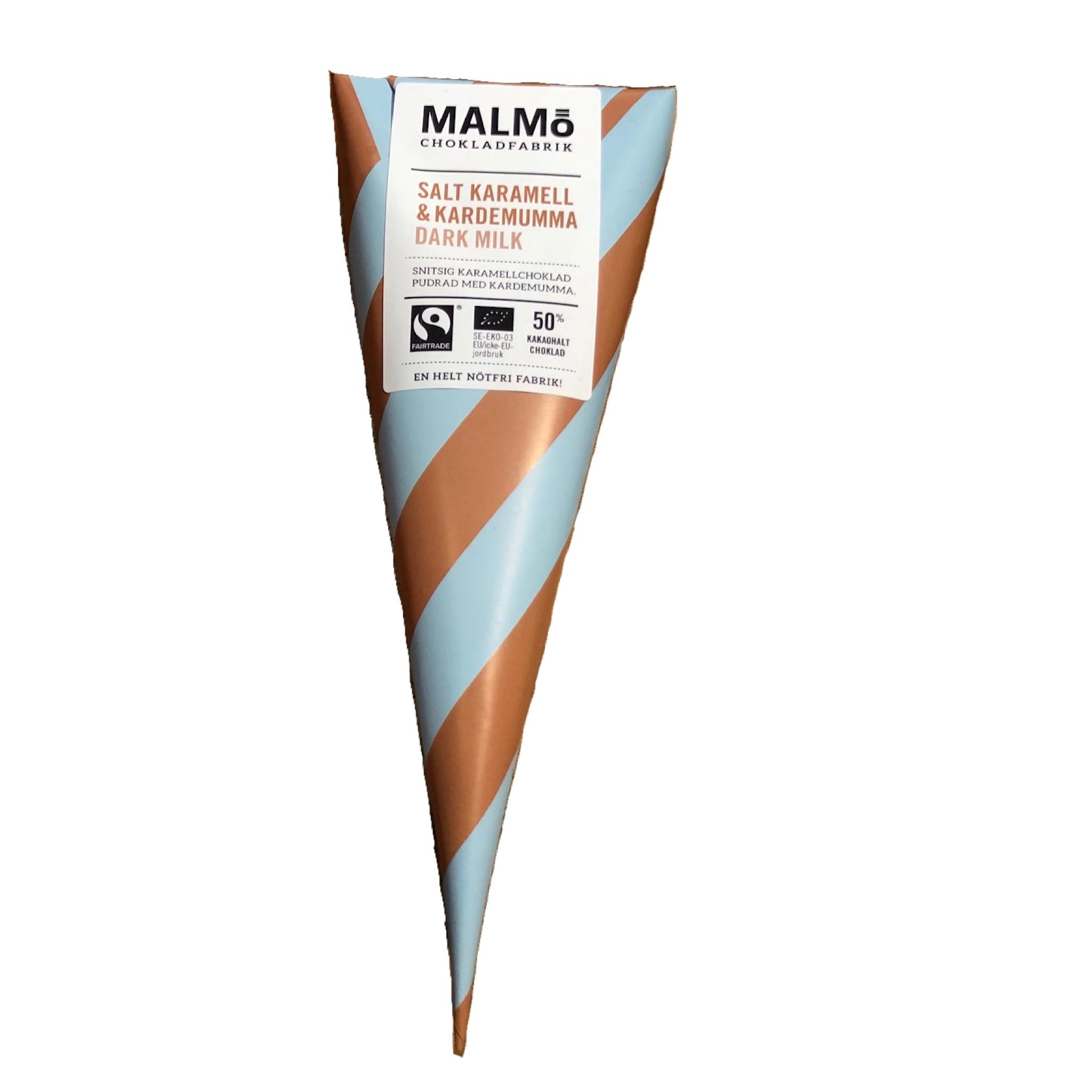 """Malmö Chokladfabrik - Strut """"Salt Karamell & Kardemumma"""""""