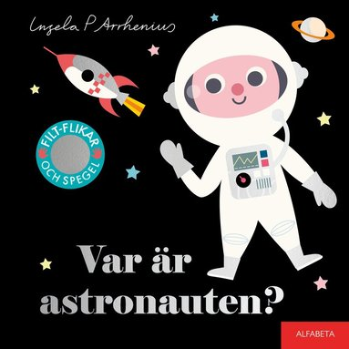 Bok - Var är astronauten?