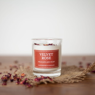 The Country Candle - Velvet Rose