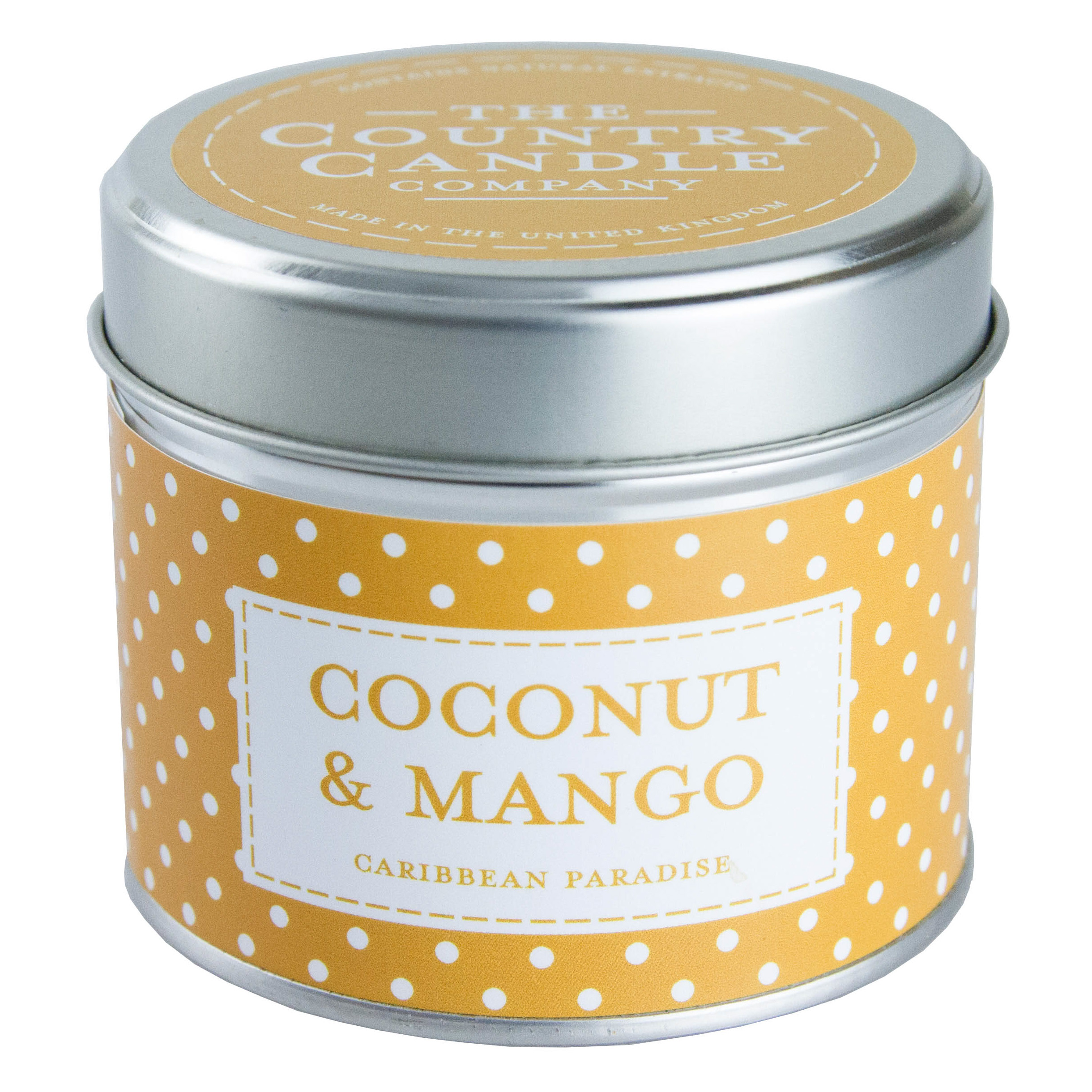 The Country Candle - Coconut & Mango