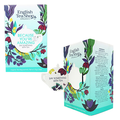 English Tea Shop - Because You're Amazing