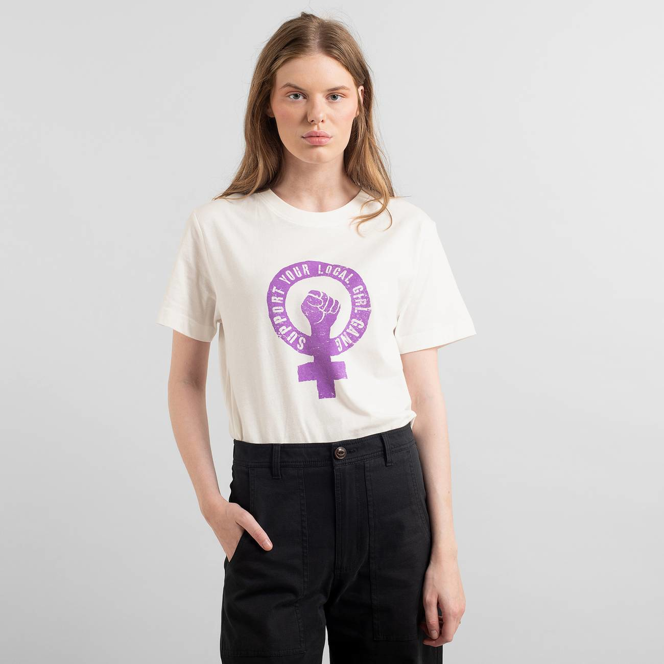 Dedicated - T-shirt Mysen Girl Gang