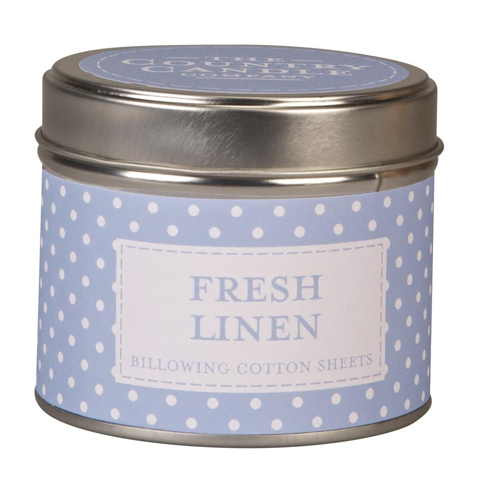 The Country Candle - Fresh Linen