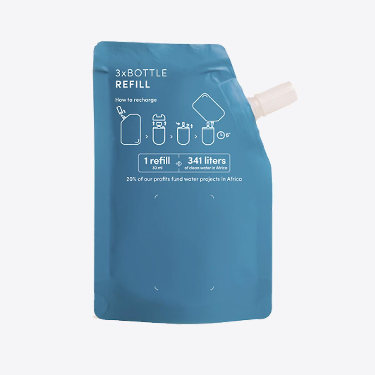 Haan - Handdesinfektion Refill 100 ml Morning Glory