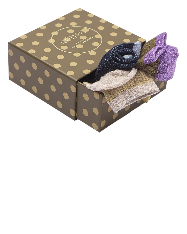 Nümph - 3-pack socks