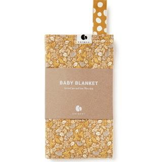 Coracor - Tinyflower Honey Babyfilt