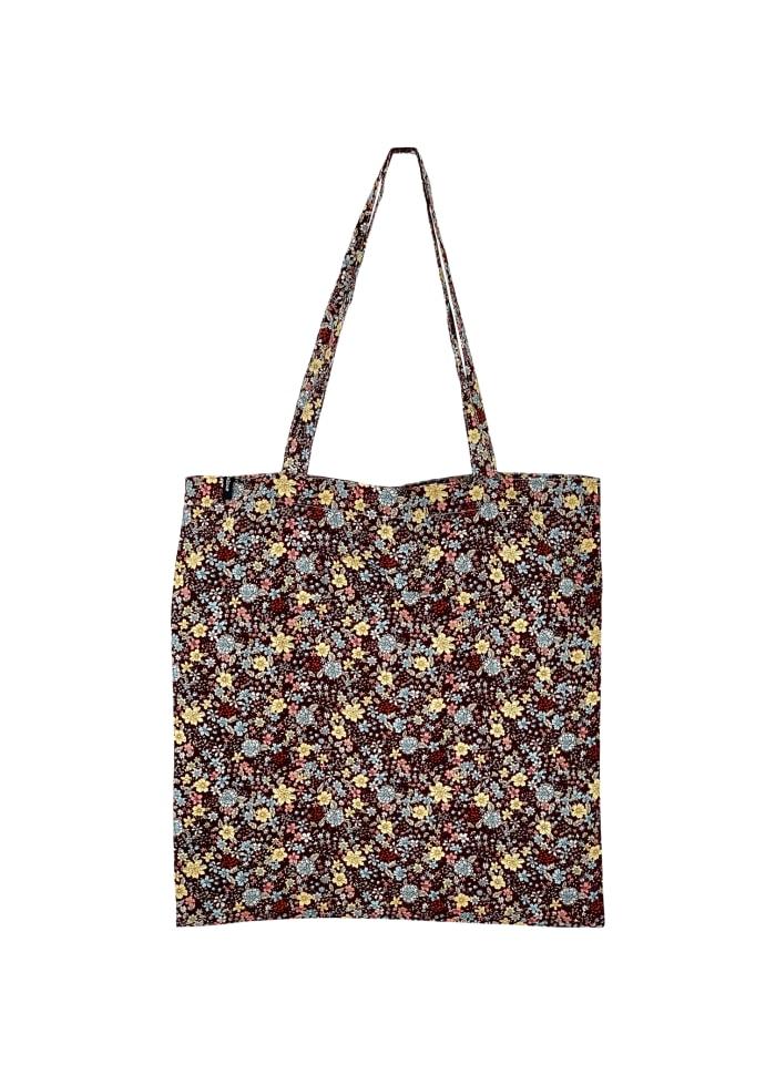 Black Colour - LULU Blossom Shopper 3 olika
