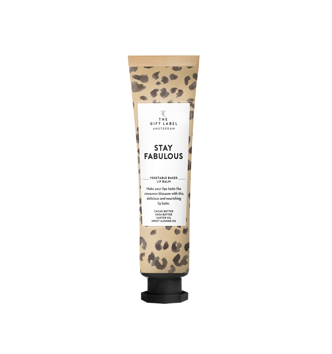 The Gift Label - Läppbalsam Stay Fabulous