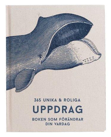 Bok - 365 Unika & Roliga Uppdrag