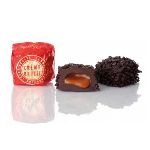 Venchi - Chocoviar Créme Brulee & mörk chokladpralin