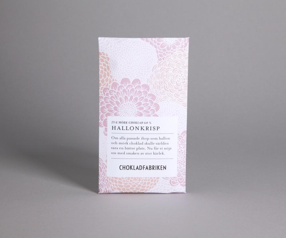 Chokladfabriken - Hallonkrisp