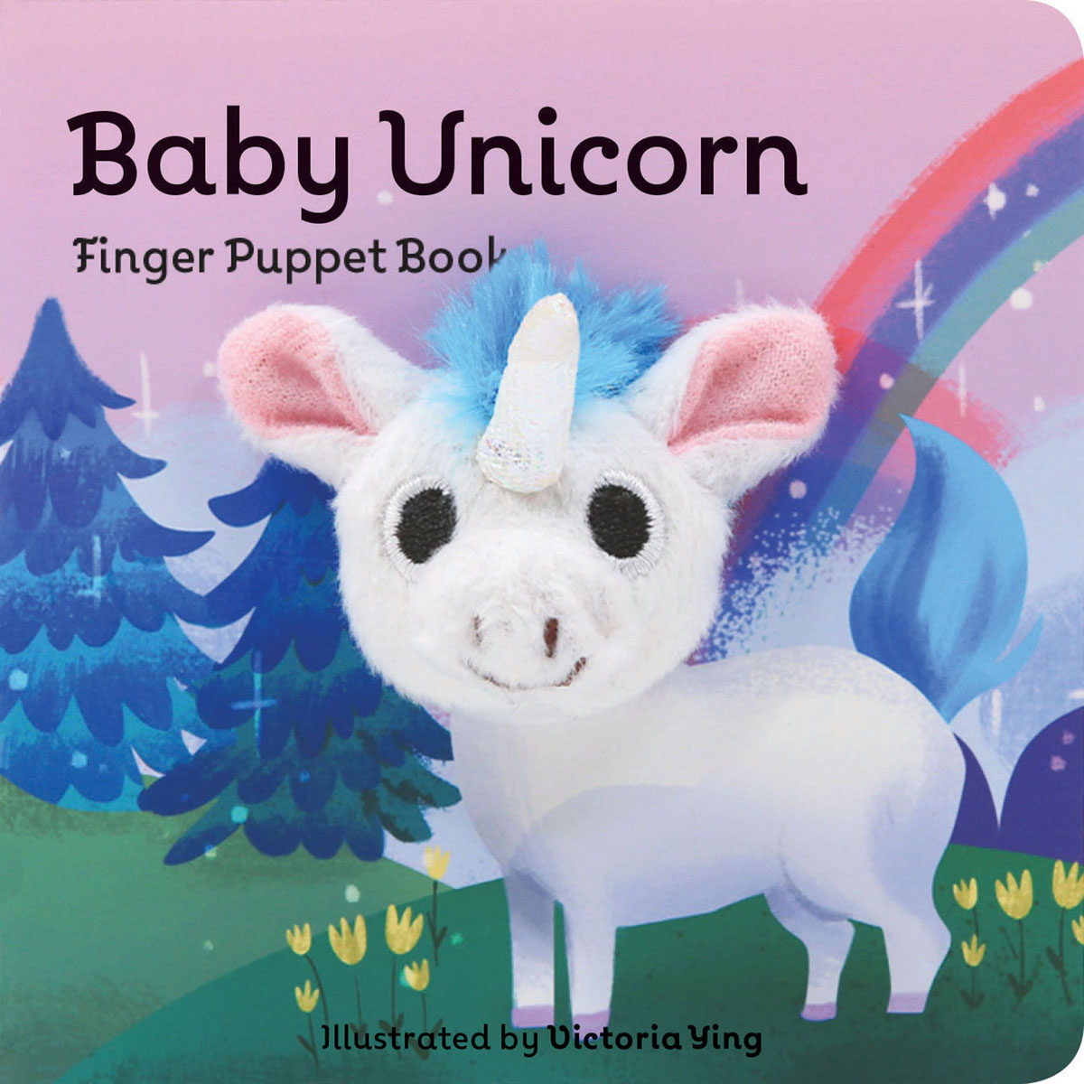 Victoria Ying Baby Unicorn: Finger Puppet Book