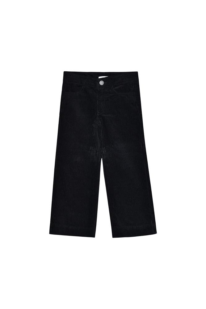 I Dig Denim - Wald corduroy pant Black