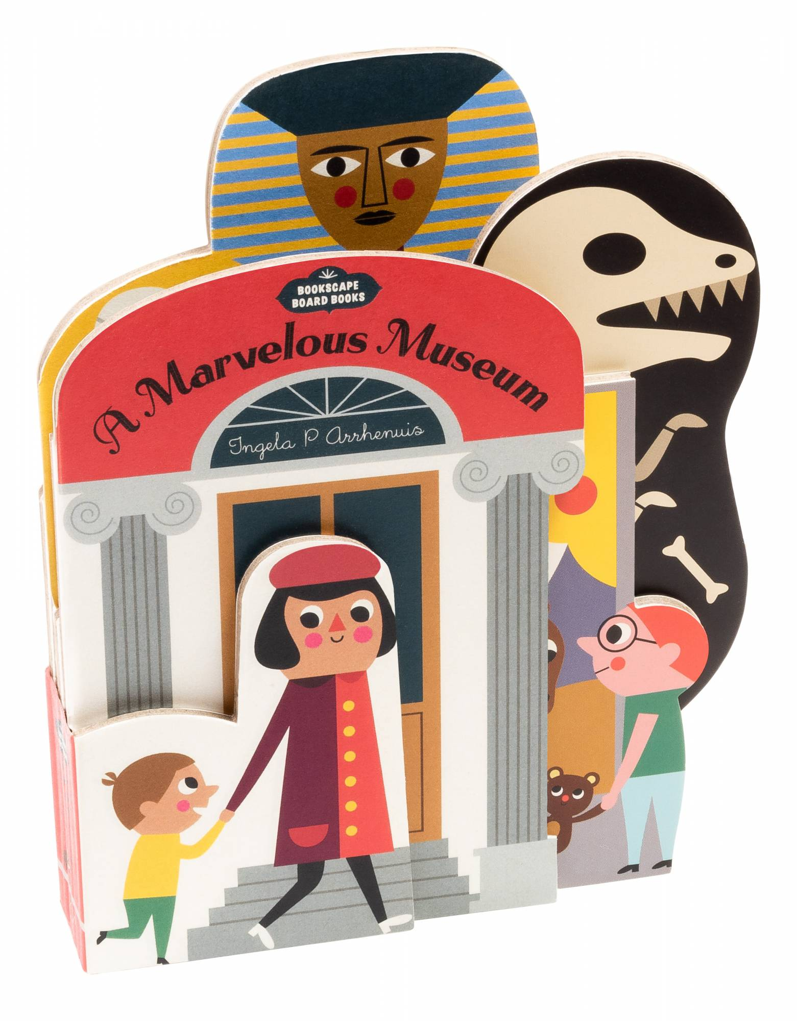 Ingela P Arrhenius - Bookscape Board Books: A Marvelous Museum