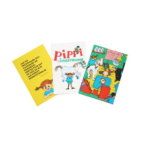 Astrid Lindgren - Skrivhäfteset A6 Pippi