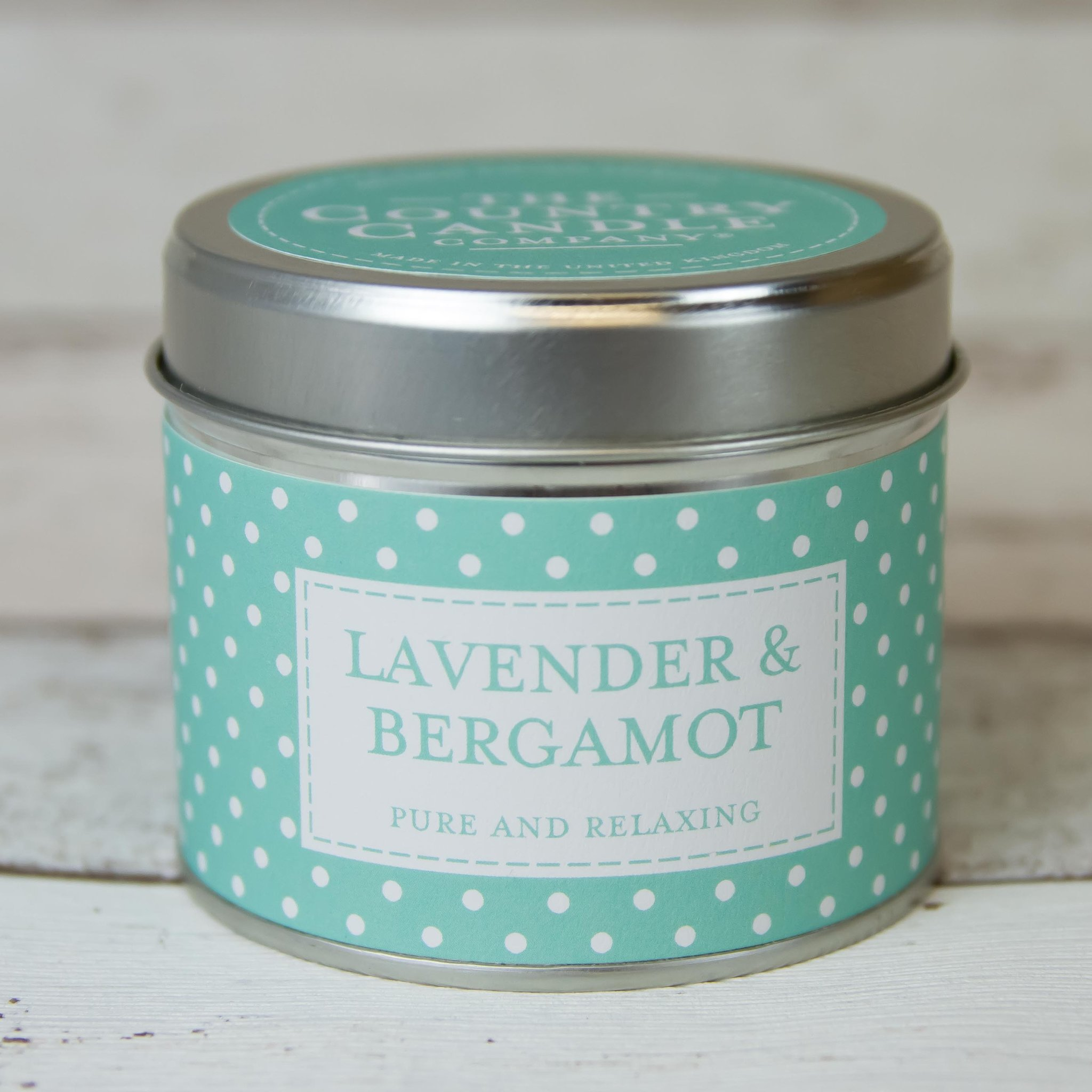 The Country Candle - Lavender & Bergamot