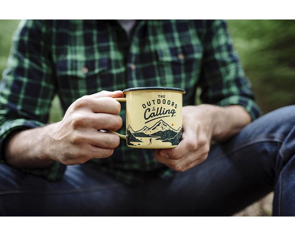 Gentlemen's Hardware - Emaljmugg Outdoors Is Calling