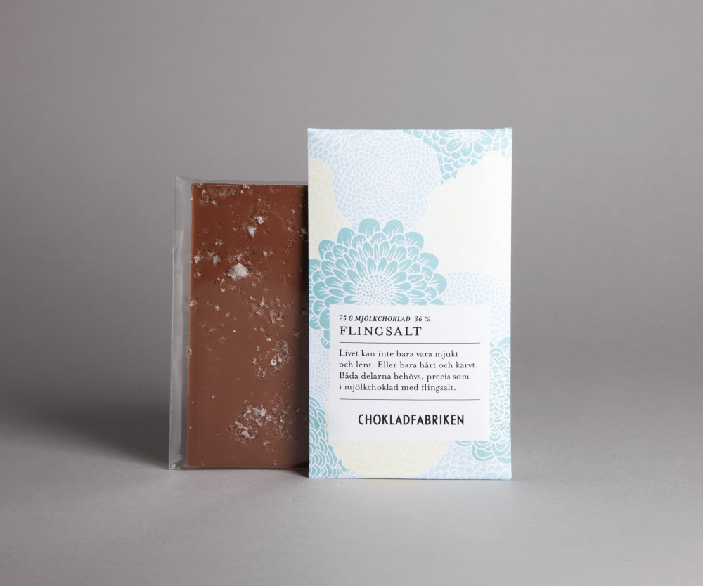 Chokladfabriken - Flingsalt