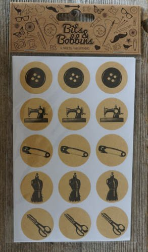 Stickers - Sybehör