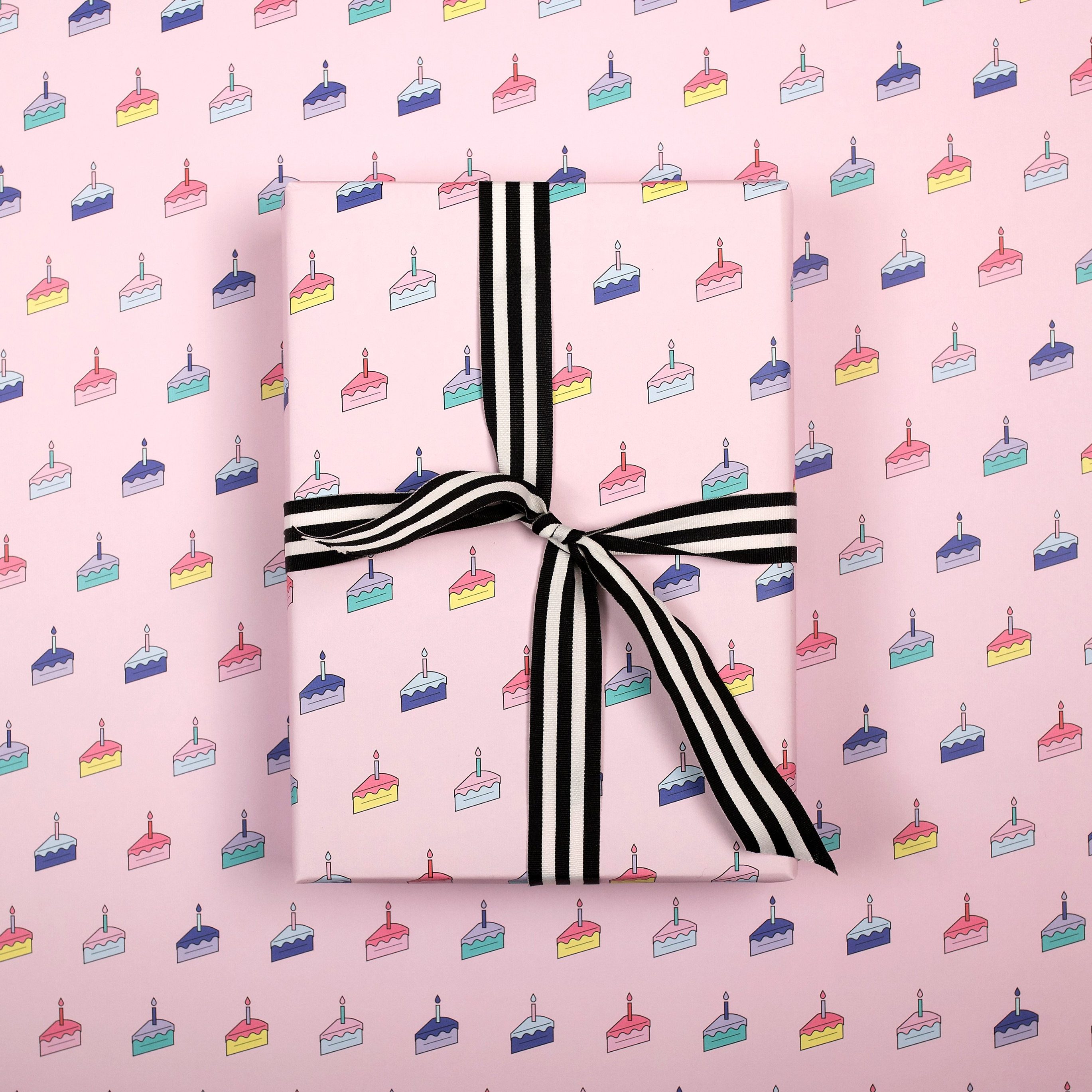 Birthday Cake | Wrapping Paper