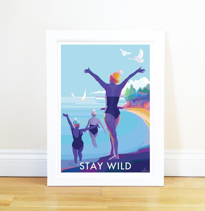 Stay Wild  (A4) - Becky Bettesworth