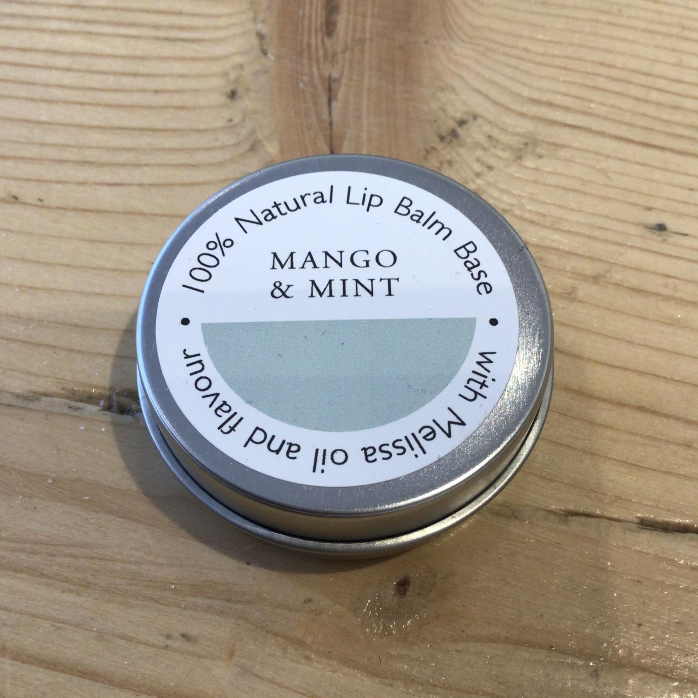 Heaven Scent - Mango & Mint Natural Lip Balm
