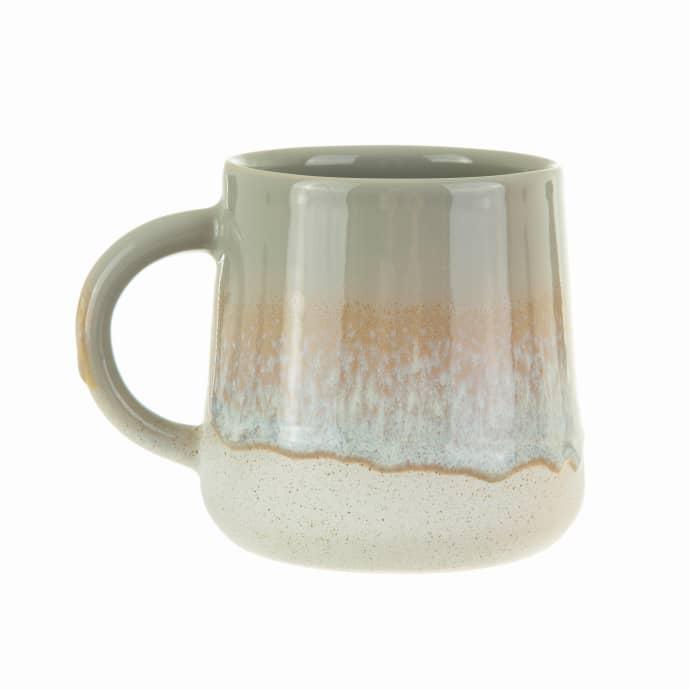 Sass & Belle Mojave Glaze Grey Mug