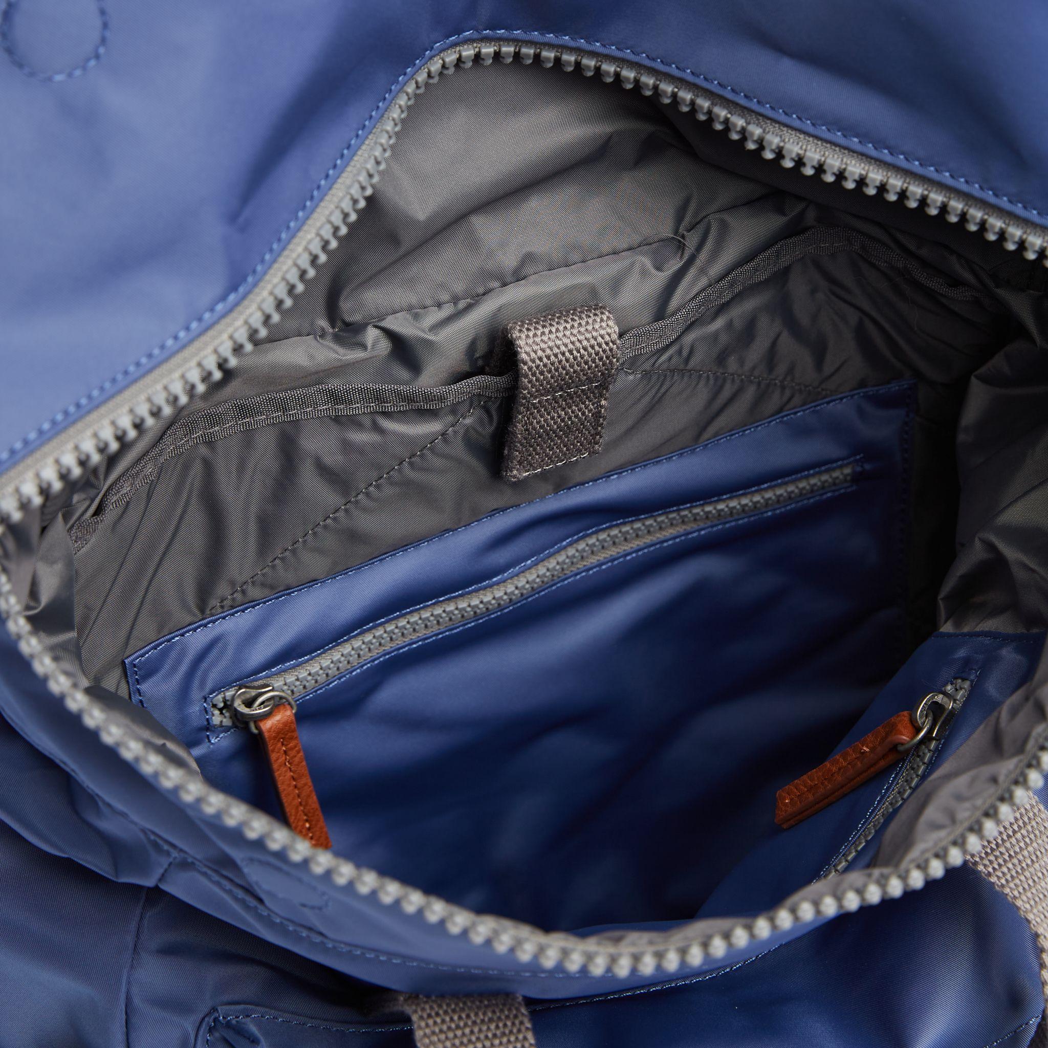 Roka Backpack - Canfield B Medium - Burnt Blue
