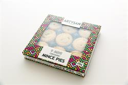 Artysan by Organico - Mini Mince Pies x 9