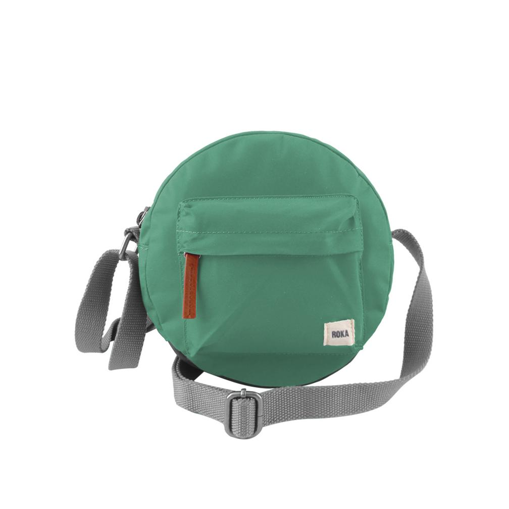 Roka Bags - Paddington B Small Cross body - Emerald