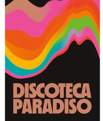 'Discoteca Paradiso' (A3) Art Print