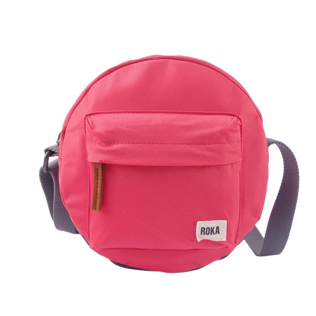 Roka Bags - Paddington B Small Cross body -  Raspberry