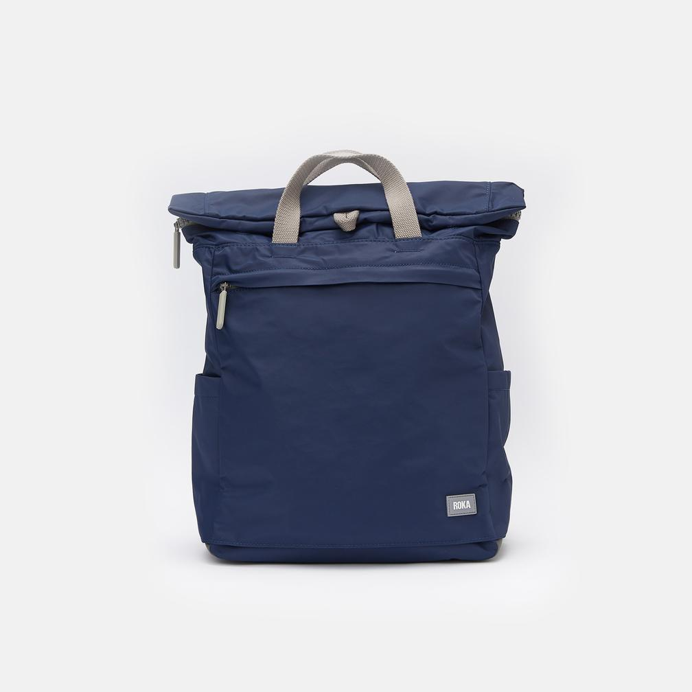 Roka Backpack - Camden A Medium - Navy