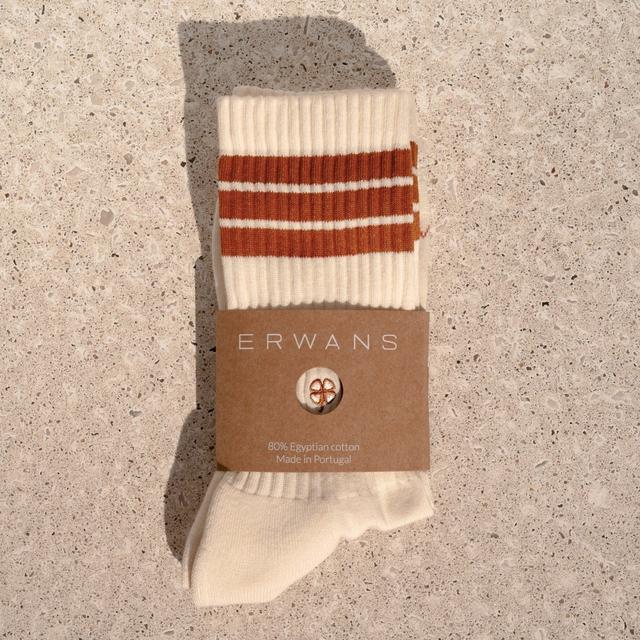 Erwans - Old School Clay Socks