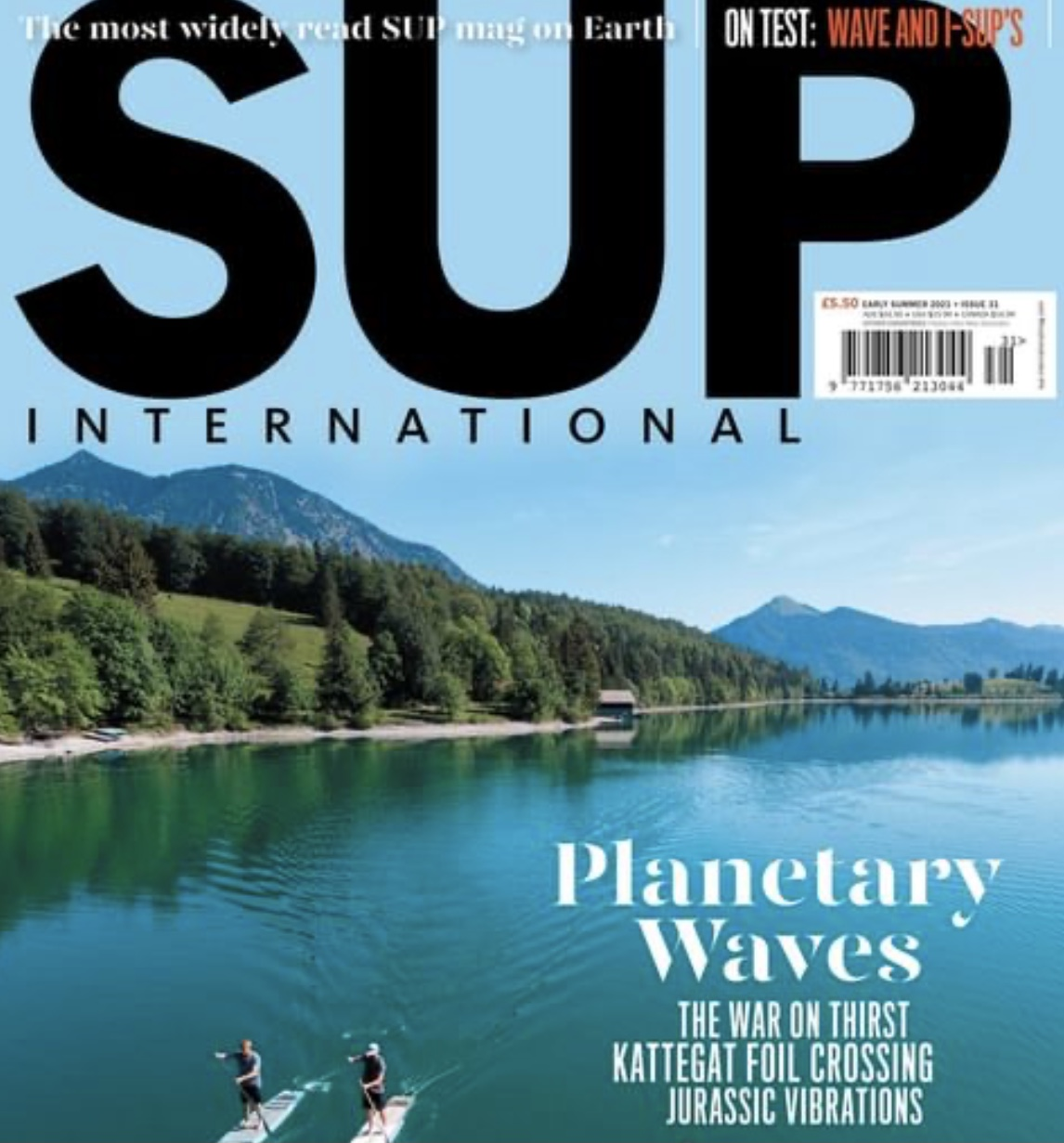 SUP International magazine - Issue 31 Early Summer  2021