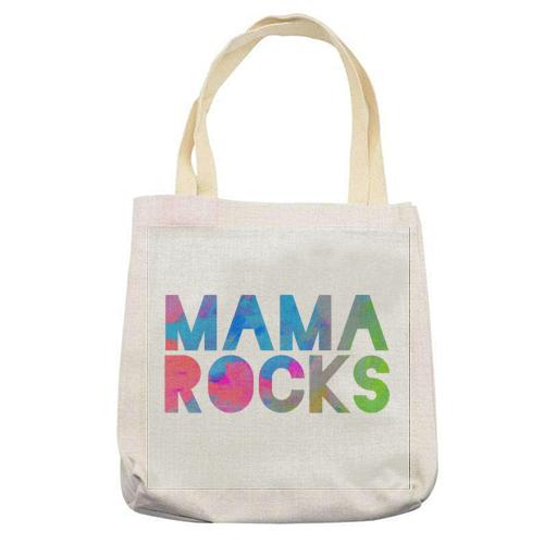 Mama Rocks Tote Bag
