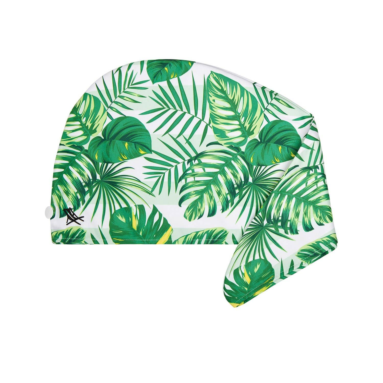 Dock & Bay Hair Wrap - Quick Dry Hair Towel - Palm Dreams