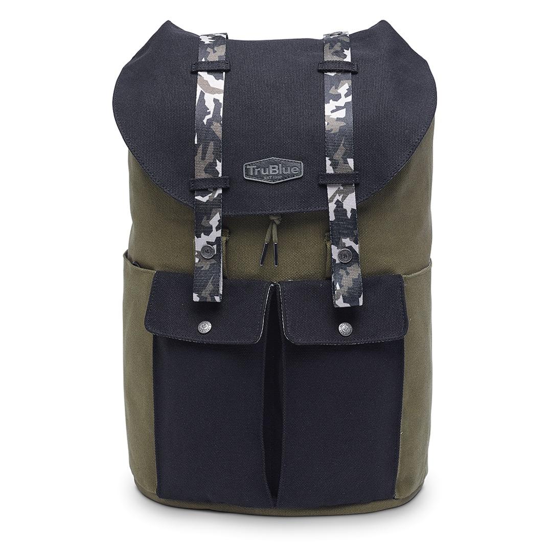 "TruBlue - The Pioneer Backpack - Borden (15"")"