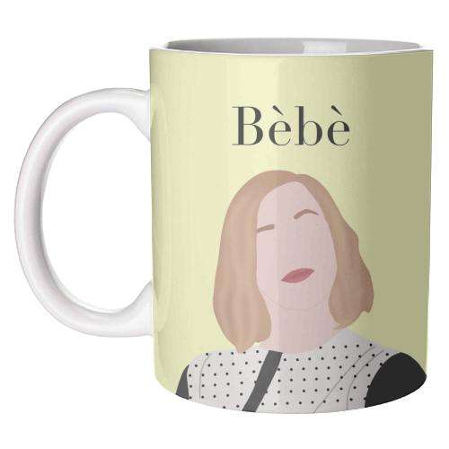 ' Moira Rose Bebe' Mug (Art Wow)