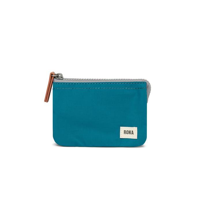 Roka  Carnaby Wallet – Teal