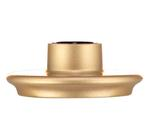 BCS British Colour Standard Small Candle Holder - Gold